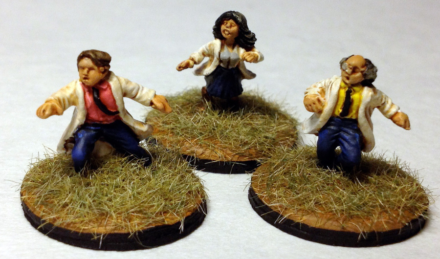 Khurasan's 15mm Scientists