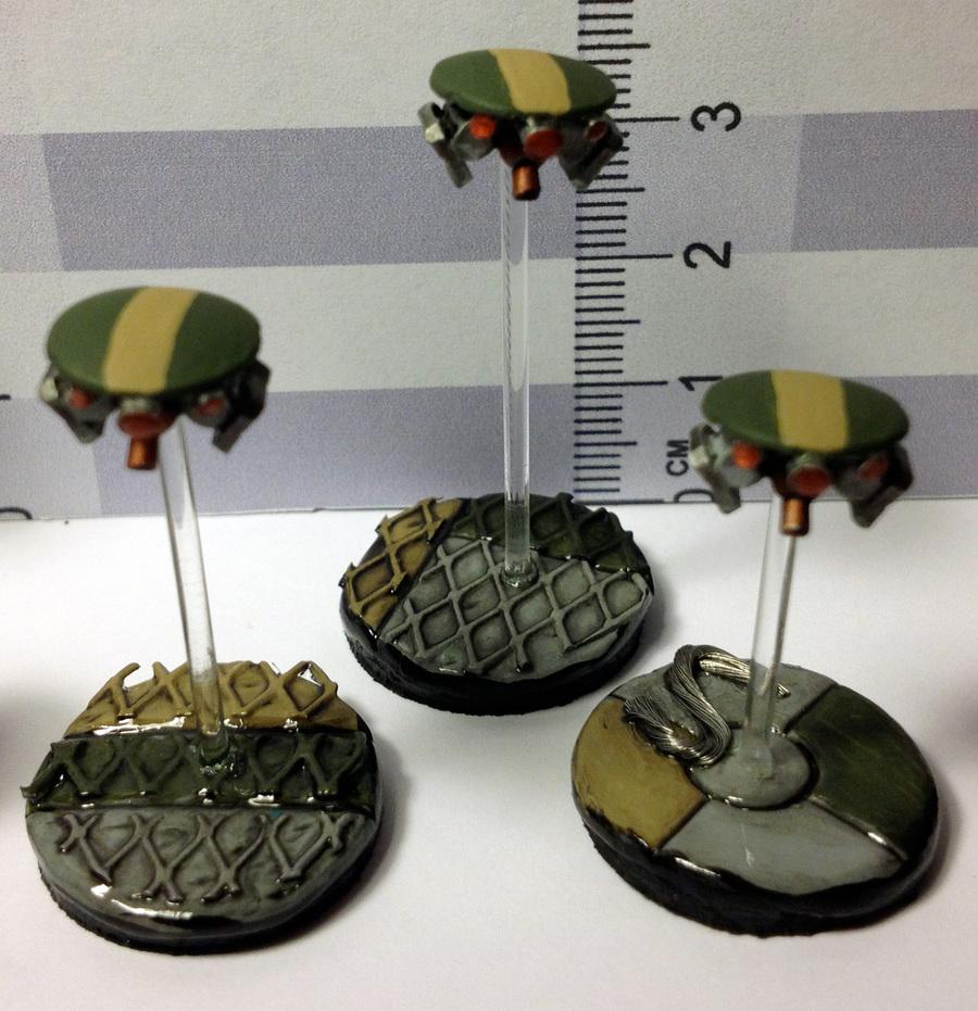 GZG Grav Mini Drones
